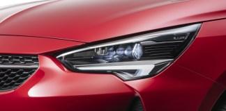 Opel Corsa-phares matriciels IntelliLux LED