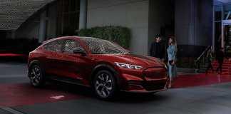 2021 Ford Mustang Mache-E