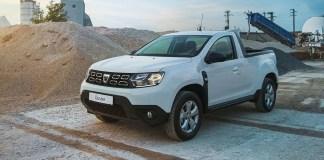 Dacia Duster pick-up 2021