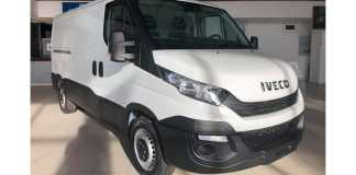 IVECO DAILY fourgon 9m3