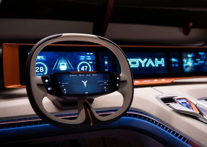 Italdesign Voyah i-Land Concept 2020