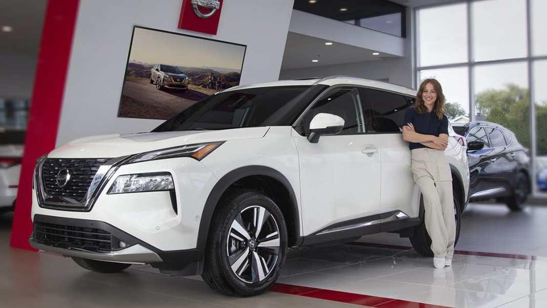 Karine Vanasse devient la nouvelle ambassadrice du Tout Nouveau Nissan Rogue 2021