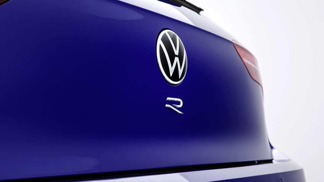 Nouvelle Volkswagen Golf R 2021