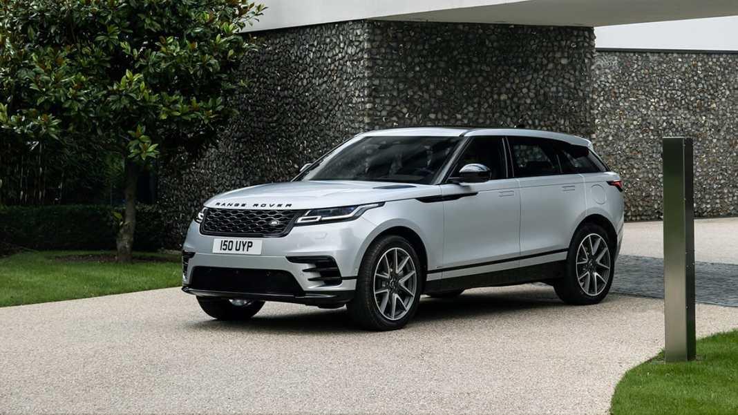 Range Rover Velar hybride rechargeable
