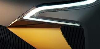 Renault - teaser d'un nouveau Concept électrique