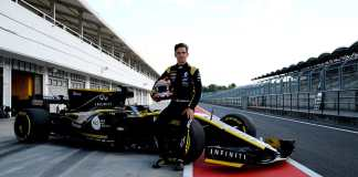 Renault Sport Academy Formule 1