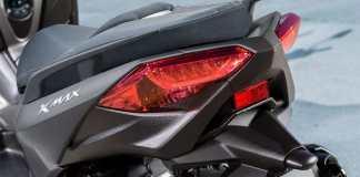 Yamaha lance une campagne de rappel, remplacement du catadioptre arrière