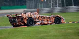 Lamborghini tease sa nouvelle Supercar