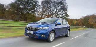 Essais presse Nouvelle Dacia SANDERO