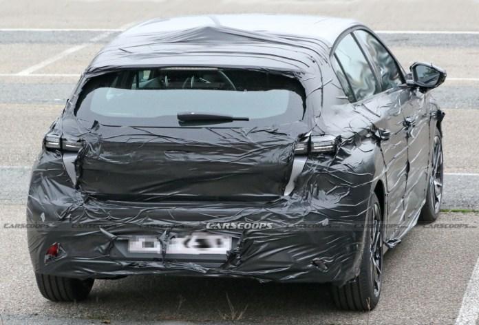 Nouvelle Peugeot 308 - crédit photo Carscoops.com
