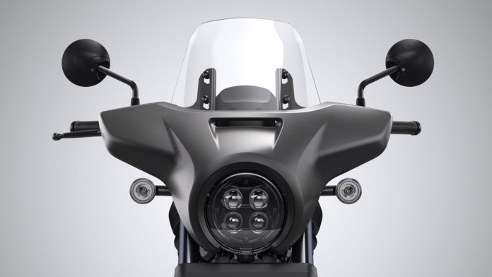 HONDA CMX1100 REBEL 2021