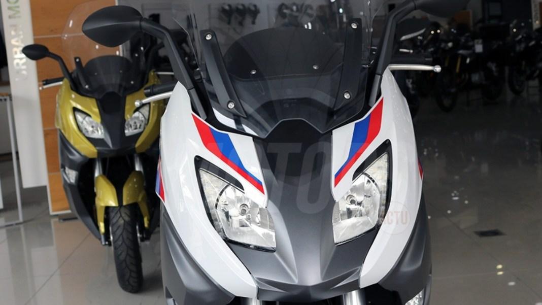BMW C650 Sport et C650 GT