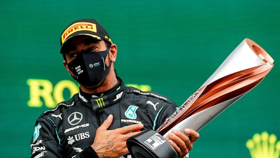 Lewis Hamilton-Mercedes-F1