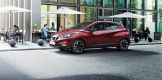 Nissan Micra MY21