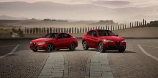 Alfa Romeo Stelvio Sprint