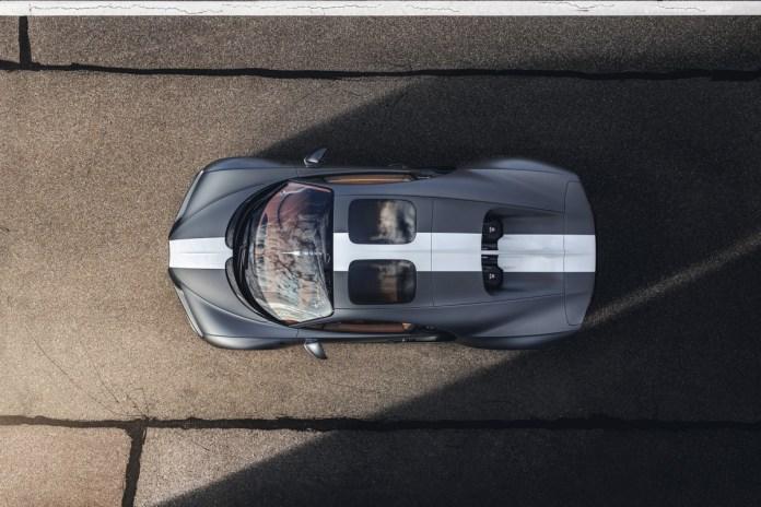 Bugatti Chiron Sport Les Legendes du Ciel