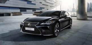 nouvelle Lexus LS 500h