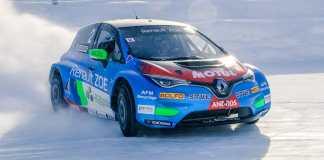 2020 - ZOE GLACE e-TROPHEE Andros Team D.A. Racing-Renault-Motul