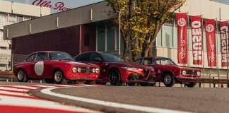 Alfa Romeo Giulia GTA