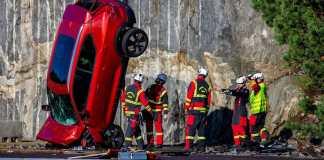 Deux décennies à sauver des vies - le Centre de sécurité de Volvo Cars célèbre ses 20 ans