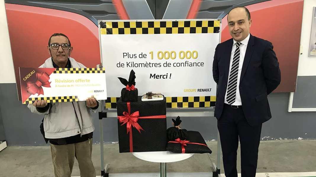 Renault Algérie célèbre