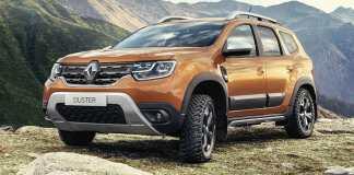 Renault Duster 2020 - Dacia Duster 2021