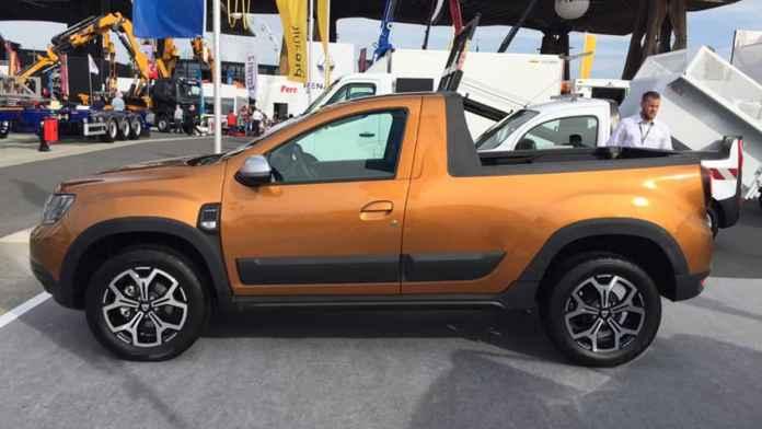 Dacia/Renault Oroch