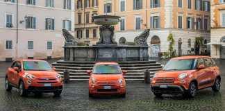 Fiat 500 - Fiat 500X MY21