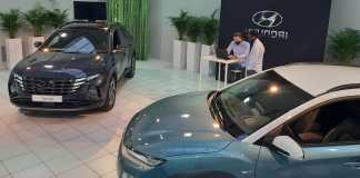 Hyundai - Showroom hybride pour une interaction en ligne et en direct avec les clients