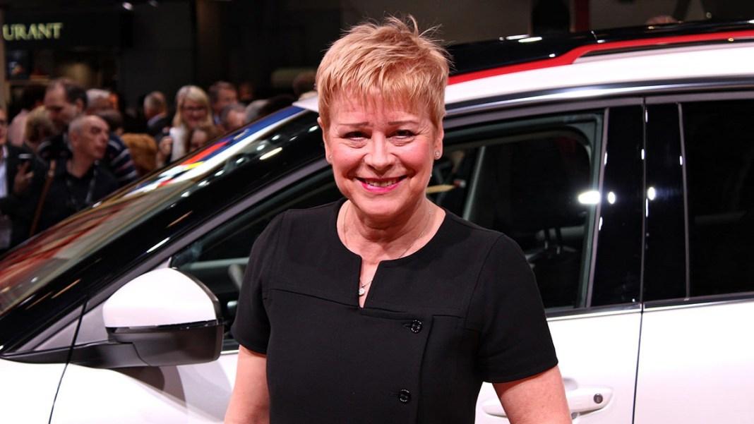 Linda Jackson - Peugeot