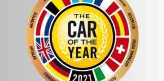 voiture européenne de l'année 2021