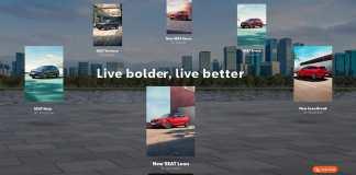 SEAT Import remplace le Salon de l'Auto par un show-room virtuel