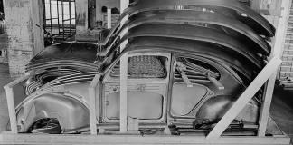 Volkswagen coccinelle CKD