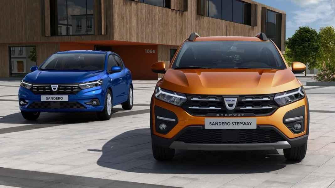 Nouvelles Dacia Sandero et Sandero Stepway 2020