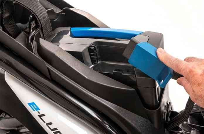 Peugeot e-Ludix Cargo