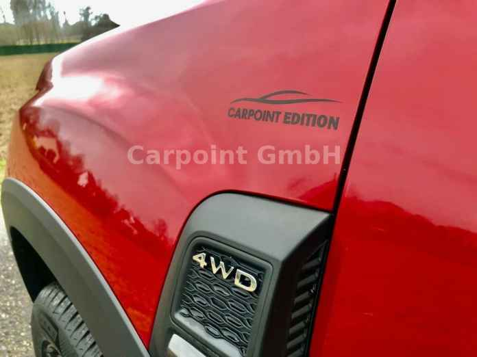 Dacia Duster - Crédit photo Carpoint GmbH