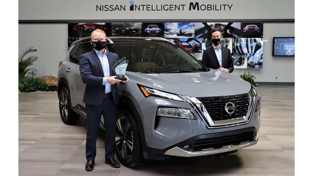Nissan Rogue Canada