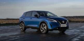 Nouveau Nissan Qashqai 2021