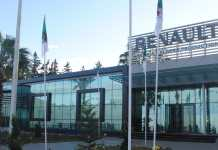 usine Renault Algérie Production - Oran