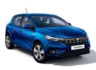 Nouvelle Dacia Sandero 2020