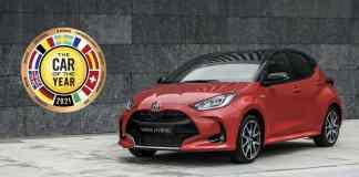 Nouvelle Toyota Yaris