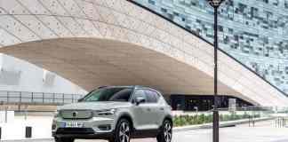 Volvo XC40 Recharge Twin 100% électrique