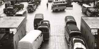 8 mars 1956 - Début de la production du Volkswagen T1 à Hanovre