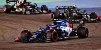 Alpine F1 Team_Bahrain