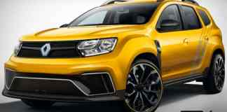 Dacia Duster RS - crédit photo SRK Design