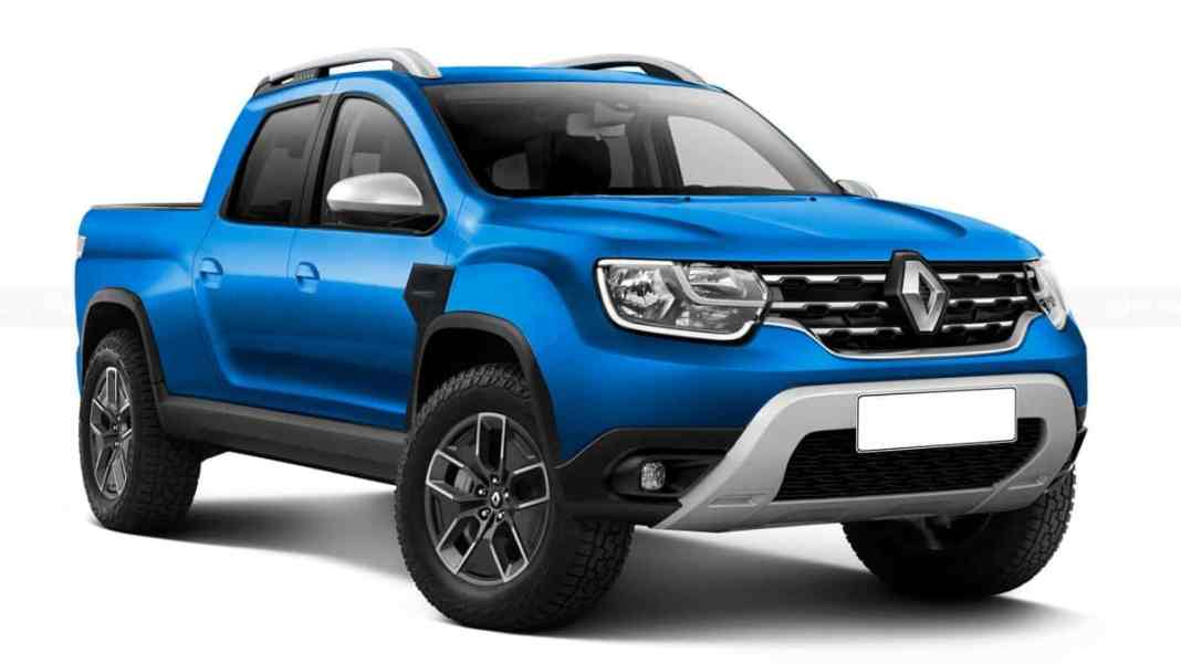 Dacia Duster Pick-up double cabine by Kebler Silva