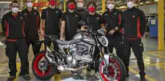 Ducati Monster