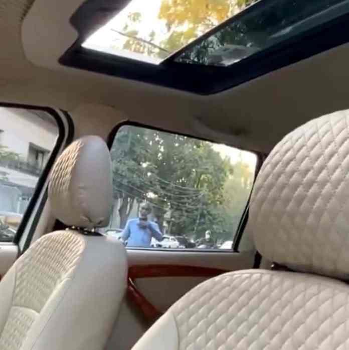 Dacia Duster modifié