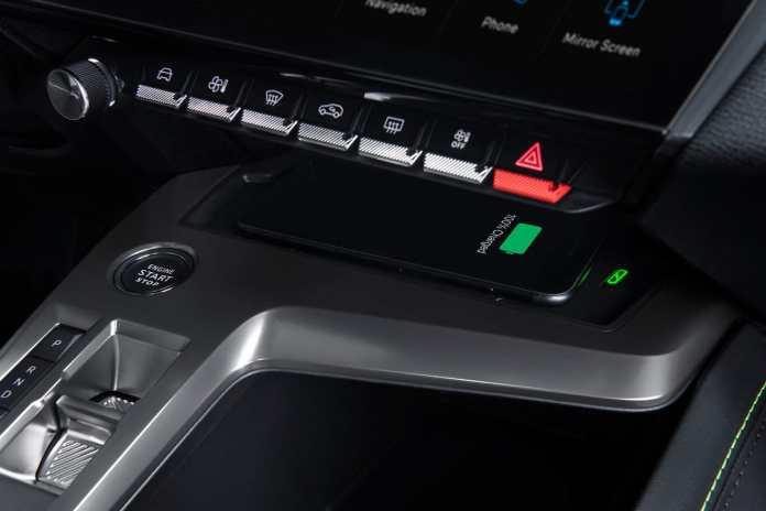 Nouvelle Peugeot 308 2021