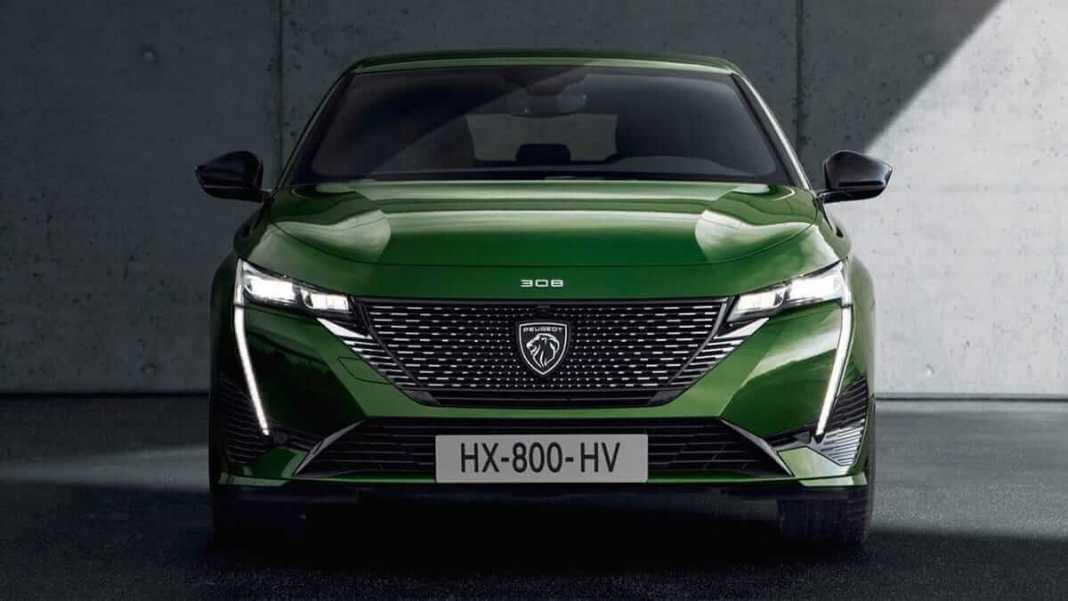 Nouvelle Peugeot 308 2022